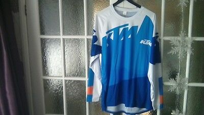 KTM RACE SHIRT Classic colourway XL New in Pack