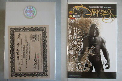 Darkness #1 DF Alternate Gold Foil Edition Ltd. to 999 With COA