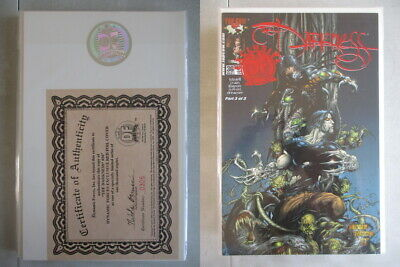 Darkness #36 DF Exclusive Red Foil Cover Ltd. to 1000 With COA