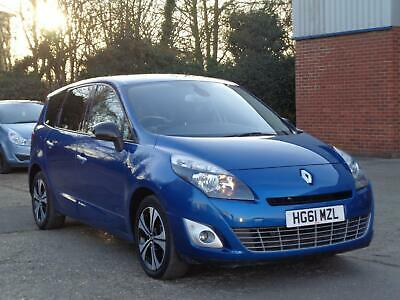 2011 RENAULT GRAND SCENIC 1.5 dCi 110 Dynamique TomTom EDC Auto