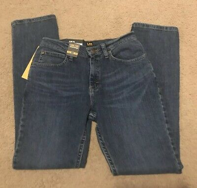Boys Youth Lee Jeans Size 18 Slim Fit NWT
