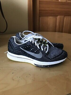 6739a55ed8478 NIKE WOMEN S AIR ZOOM STRUCTURE 18 RUNNING SHOE 683737-100 Size 8