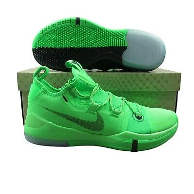 2a92c5f913df Nike Kobe AD Exodus Basketball Shoes Green Strike Size 12 Mens AR5515 301  New