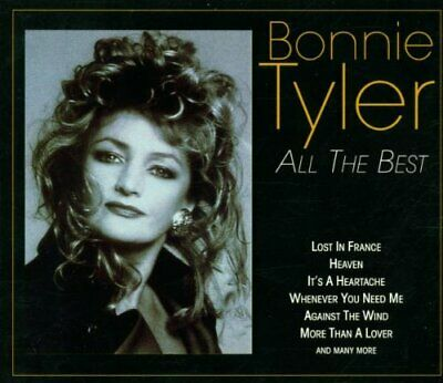 Tyler, Bonnie - All the Best - Tyler, Bonnie CD KBVG The Cheap Fast Free Post