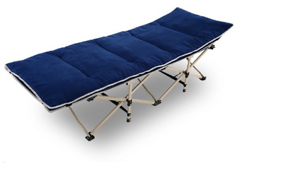 Portable Stretcher Single Folding Bed  with Mattress