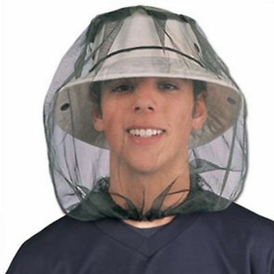 Fly Mosquito Head Net Hat Protector /50 pcs