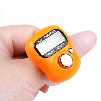 5 Digit Display Digital Hand LCD Electronic Screen Handheld Clicker Counter