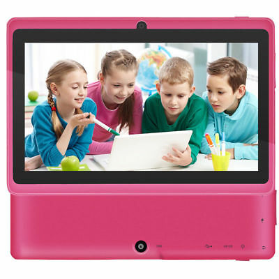 7'inch Google Android 4.4 WiFi Tablet PC Quad Core 8GB Dual Camera Kid Gift 2019