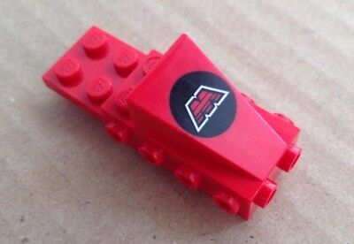 set 6896 6811 6862 2336... LEGO Space Nose with MTron Logo Pattern ref 2336p68