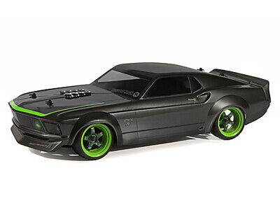 HPI RS4 Sport 3 1969 Ford Mustang RTR-X #120102