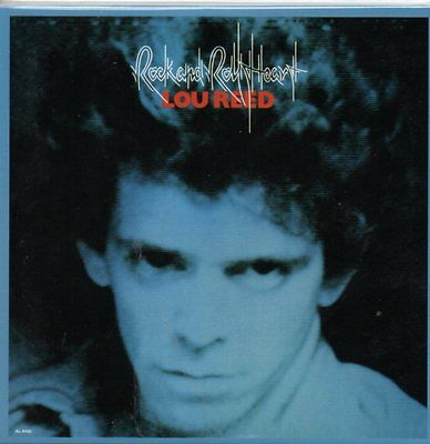 *NEW* CD Album Lou Reed - Rock N Roll Heart (Mini LP Style Card Case)