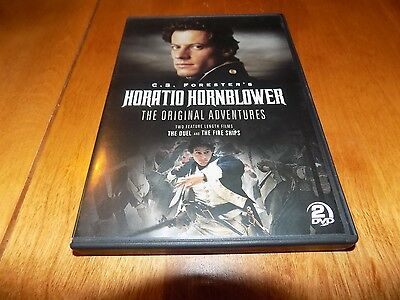 HORATIO HORNBLOWER The Original Adventures Forester Royal Navy Ships A&E DVD SET