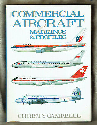 #bb. Book - Commercial Aircraft Markings & Profiles