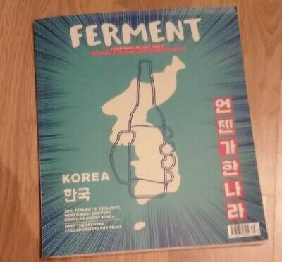 Ferment Magazine, Issue #35 - Korea