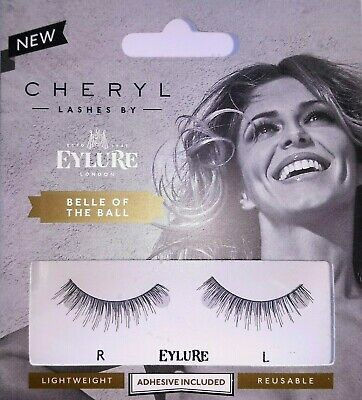 9f3dbe4506c EYLURE False Eyelashes CHERYL #BELLE OF THE BALL Lightweight Volume Lashes