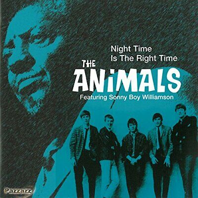 Night Time Is the Right Time Audio CD
