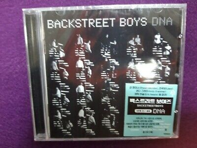 Backstreet Boys / DNA  CD NEW