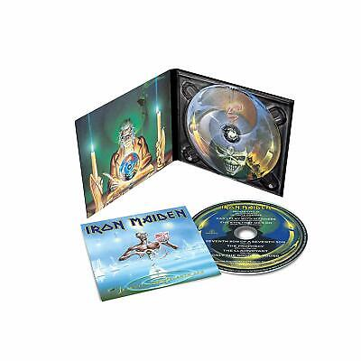 IRON MAIDEN SEVENTH SON OF A SEVENTH SON CD (Remastered) (Released 29/03/2019)