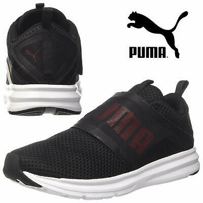 670cf6ae33a5e7 PUMA ENZO MESH Men s Softfoam Sockliner Mid-Top Trainer Fashion ...