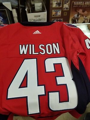 a0e7fb635 TOM WILSON NEW - Hockey Jersey