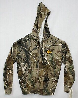 SM- Southern Mississippi Miss Golden Eagles Realtree Camo ZIP Hoodie  Sweatshirt 50b4f6076