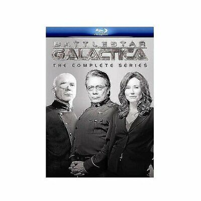 Battlestar Galactica: The Complete 2004 Series [Blu-ray], New DVDs