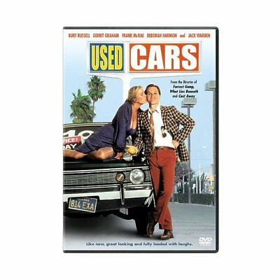Used Cars, New DVDs
