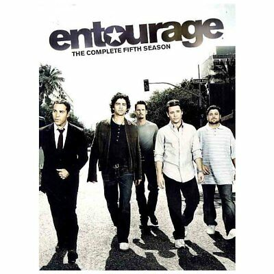 Entourage: The Complete Fifth Season, New DVDs