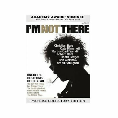 I'm Not There (Two-Disc Collector's Edition), New DVDs