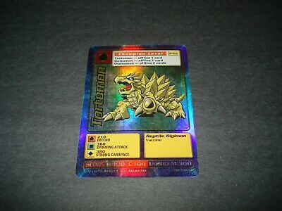 DIGIMON HOLO CARD TOY INSERT-USE  CART TO COMBINE SHIPPING