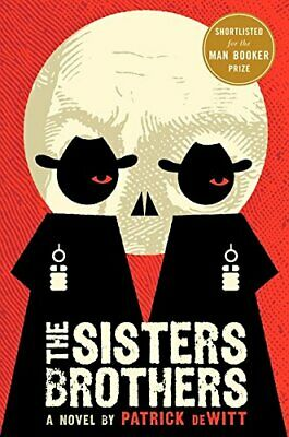 The Sisters Brothers by DeWitt, Patrick Book The Cheap Fast Free Post