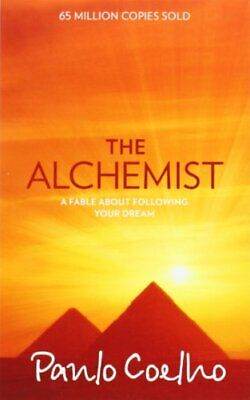 The Alchemist by Coelho, Paulo Book The Cheap Fast Free Post