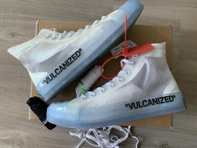 "a041eaf62ac57c CONVERSE CHUCK TAYLOR ""All-Star"" Hi x Off-White -  455.00"