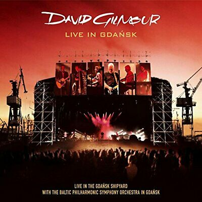 David Gilmour - Live In Gdansk (3CD & 2DVD) - David Gilmour CD T8VG The Cheap