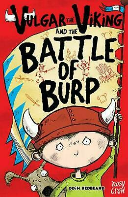 Vulgar the Viking and the Battle of Burp by Odin Redbeard Paperback Book Free Sh