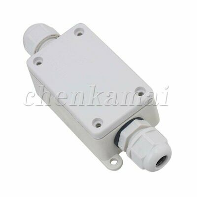 Waterproof Junction Box 3Way IP65 with T06-MM3S Cable Protection Connector