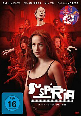 Suspiria - 2018 - (Dakota Johnson) # DVD-NEU