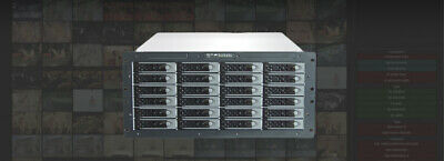 24 Bay Chassis with Built in Server and 48TB