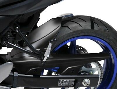 Rear Hugger Extension FZ10 Black 072440 16+ Yamaha MT10
