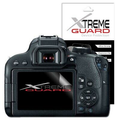 3X EZguardz LCD Screen Protector Skin HD 3X For Canon Rebel T5 Ultra Clear