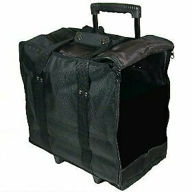 Jewelry Wheeled Case For 12 Standard Display Trays