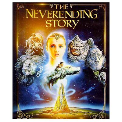 Neverending Story 30th Anniversary [Blu-ray], New DVDs