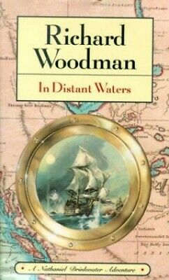 In Distant Waters: Number 8 in series (Nathanie... by Woodman, Richard Paperback