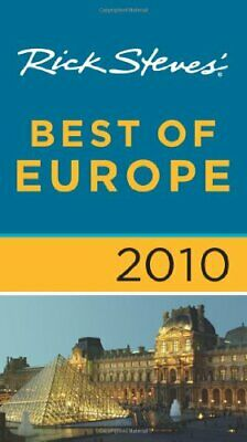 Rick Steves' Best of Europe 2010 by Steves, Rick Paperback Book The Cheap Fast