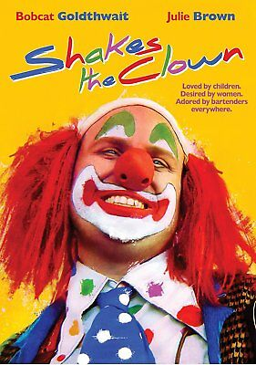 Shakes the Clown (DVD) - NEW!!