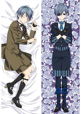 Anime Sword Art Online Cosplay Asada Shino Dakimakura Pillow Case 35*55cm #WK72