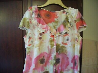 e58dfcd7b LADIES SIZE 16 Top Marks & Spencer Per Una - Pretty Pink Size 16 ...