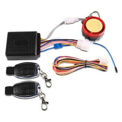 Motorcycle alarm system CA3 theft protection safety anti-theft motorbike
