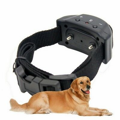 Anti Bark No Barking Shock Control Training E-Collar for Small Medium Pet Dog