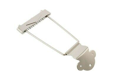 NEW 12-String Trapeze Tailpiece - CHROME
